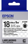 Epson Картридж с лентой LK5TBN