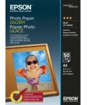 Epson A4 Glossy Photo Paper [50 л.]