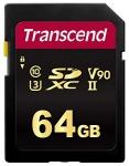 Transcend SDXC/SDHC 700S [TS64GSDC700S]