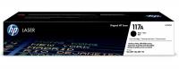 HP 117A Original Laser Toner Cartridge [W2070A]