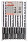 Bosch Набiр буров SDS plus-1 6x100x160мм