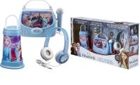 eKids Подарунковий набір Disney Frozen 2, Караоке + Портативний нічник + Навушники