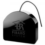 Fibaro Розумне реле Double Switch 2, Z-Wave, 230V, макс. 10А (6.5А на канал), 1.5кВт, чорний