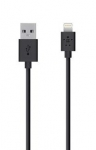 Belkin USB 2.0 Lightning charge/sync cable [Black]
