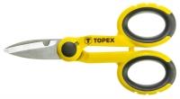 Topex 32D413 Ножицi 140 мм