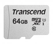 Transcend microSDXC/SDHC 300S [TS64GUSD300S]