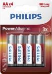 Philips Power Alkaline [LR6P4B/10]