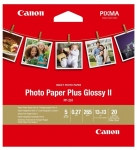 Canon 5x5in Photo Paper Glossy PP-201, 20л