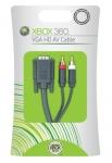 Microsoft Кабель Xbox 360 VGA HD AV