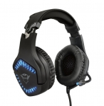 Trust GXT 460 Varzz Illuminated Multiplatform Gaming Headset BLACK