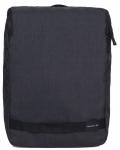 "Crumpler Shuttle Delight Cube Backpack 15"" [Чорний]"