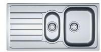 Franke Spark SKX 651 Нержавіюча сталь