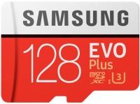 Samsung EVO Plus microSD C10 UHS-I [MB-MC128GA/RU]