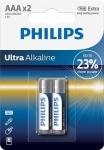 Philips Ultra Alkaline [LR03E2B/10]
