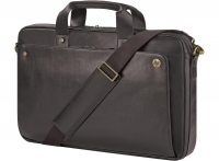 "HP Exec Leather Top Load 17.3"" [Brown]"