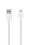 Belkin USB 2.0 Lightning charge/sync cable [White]