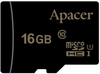 Apacer microSDXC/SDHC UHS-I U1 Class 10 [AP16GMCSH10U1-RA]
