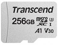 Transcend microSDXC/SDHC 300S [TS256GUSD300S-A]