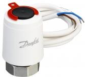 Danfoss Термоелектричний привід TWA-K NC 24V, довжина кабелю 1.2м