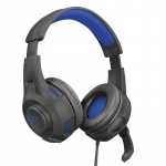 Trust GXT 307B Ravu Gaming Headset for PS4 3.5mm BLUE