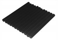 Topex 42E173 Стрижні клейові 11 мм, 12 шт., чорні