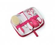 Nuvita Набір по догляду за дитиною (великий, 0м+, рожевий)