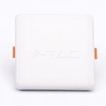 V-TAC Панель стельова врізна LED (квадратна) [SKU-730]