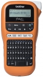 Brother Принтер для друку наліпок P-Touch PT-E110VP в кейсі з доп. витратними матеріалами