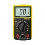 Stanley Мультиметр цифровий AC/DC 0-300V