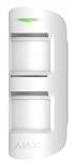 Ajax Бездротовий вуличний датчик руху MotionProtect Outdoor, Jeweller, CR123A x 2 шт, білий