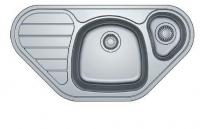 Franke Spark SKX 651-E Нержавеющая сталь