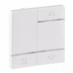 Legrand MyHomePlay Valena LIFE лицьова панель вимикача (білий колір) [для 067263]
