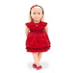 Our Generation Набір Лялька (46 см) Джинджер з одягом і аксесуарами