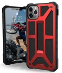 UAG Monarch для iPhone 11 Pro Max [Crimson (111721119494)]