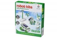 Same Toy Робот-конструктор - Сонцебот 6 в 1 на сонячній батареї