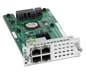 Cisco 4-port Layer 2 GE Switch Network Interface Module