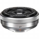 Fujifilm XF 27mm F2.8 Silver