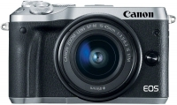 Canon EOS M6 Kit 15-45 IS STM [Silver]
