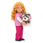 Our Generation Лялька Анез Ветеринар з аксесуарами (46 см)