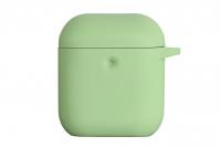 2E Pure Color Silicone (3.0mm) для Apple AirPods [2E-AIR-PODS-IBPCS-3-LGR]