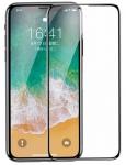 Baseus Захисне скло Full Cover Silk-screen для iPhone XS (Black)