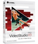 Corel VideoStudio Pro X9 ML EU box