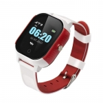 GoGPSme телефон-годинник з GPS трекером К23 [K23WHRD]