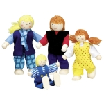 goki Набір ляльок Молода сім'я