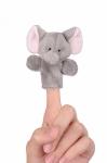 goki Лялька для пальчикового театру - Слоник