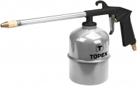 Topex 75M405 Пистолет промывочный, 1 л, длина сопла 215 мм, 4 бар, CE