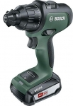 Bosch AdvancedDrill 18, бесщёточный, 18В, 2х2.5Ач,ЗУ