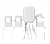 Aeotec Розумний контролер споживання енергії ZW095-3P4 200A, Z-Wave, AC 230V, 3 фази 200A, білий