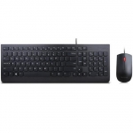Lenovo Essential Wired Combo Keyboard & Mouse Russian/Cyrillic 441