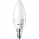 Philips LEDcandle ND E14 5.5-40W 230V 840 B39 CorePro